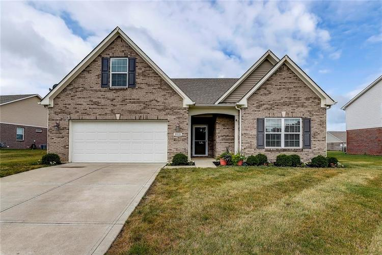 3318 S Dendle Drive New Palestine, IN 46163 | MLS 21655497