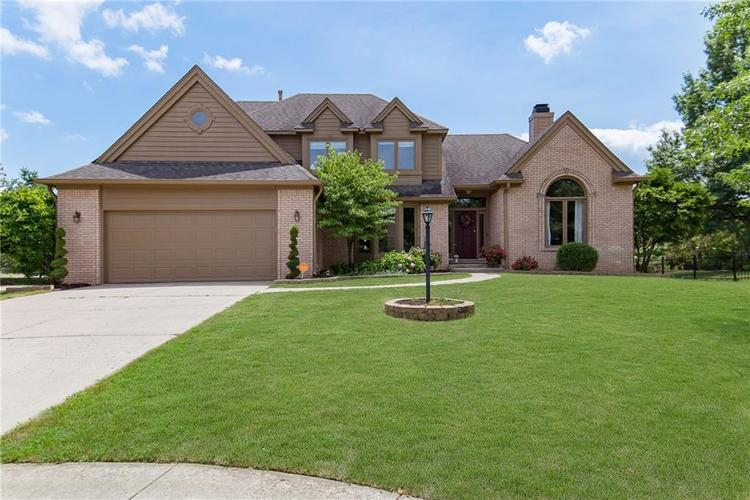 12721  BAY RUN Court Indianapolis, IN 46236 | MLS 21655498