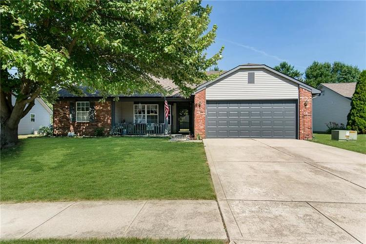 115  Southway Drive Bargersville, IN 46106 | MLS 21655550