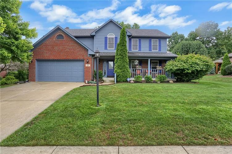 7501  Franklin Parke Woods  Indianapolis, IN 46259 | MLS 21655565