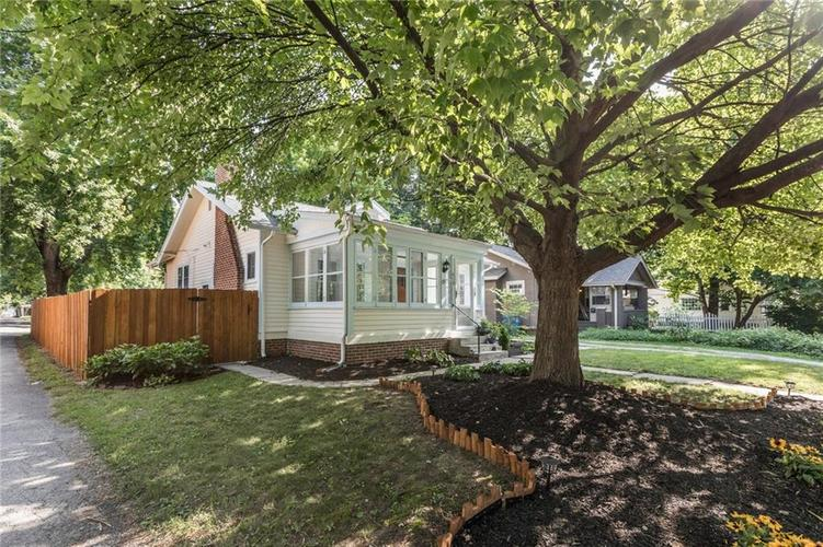 818 Paxton Place Indianapolis, IN 46220   MLS 21655571   photo 18