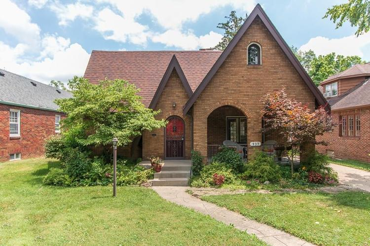 937 N BOLTON Avenue Indianapolis, IN 46219 | MLS 21655600 | photo 1