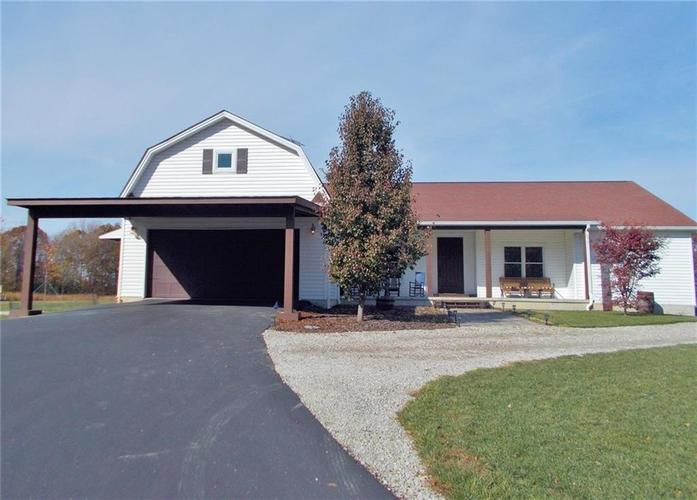 1940 W County Road 300 N North Vernon, IN 47265 | MLS 21655604 | photo 1