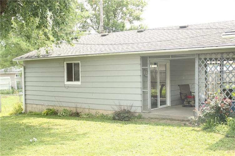 233 Mooreland Drive Whiteland, IN 46184 | MLS 21655640 | photo 25