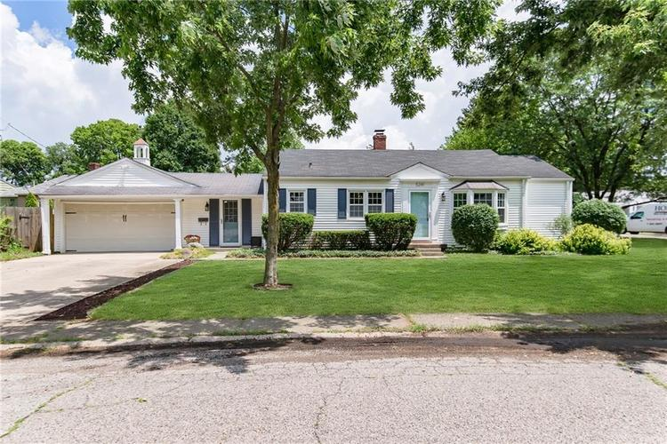 5241  Crittenden Avenue Indianapolis, IN 46220 | MLS 21655647