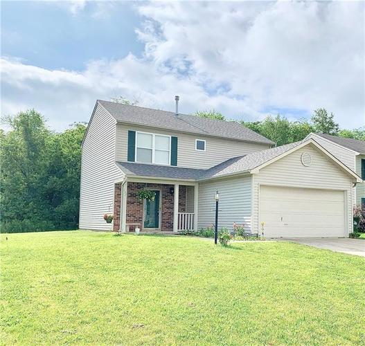 237  Woodstream Court Greenfield, IN 46140 | MLS 21655653