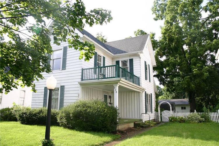 318  Walnut Street Greenfield, IN 46140 | MLS 21655696
