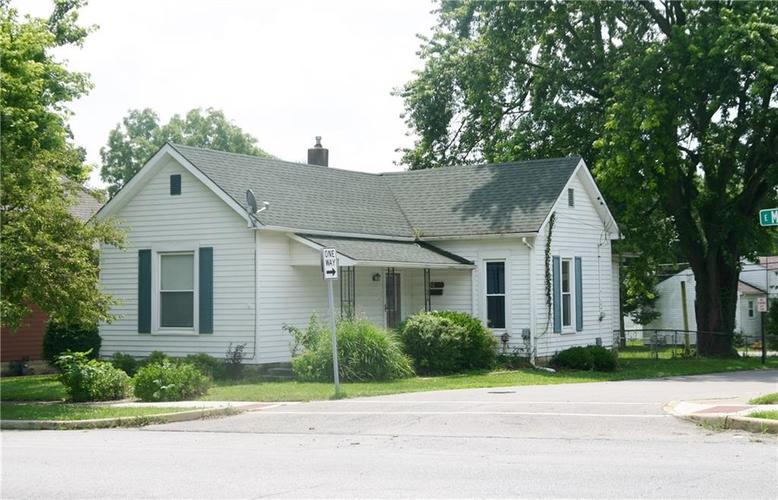 603 E Main Street Greenfield, IN 46140 | MLS 21655727
