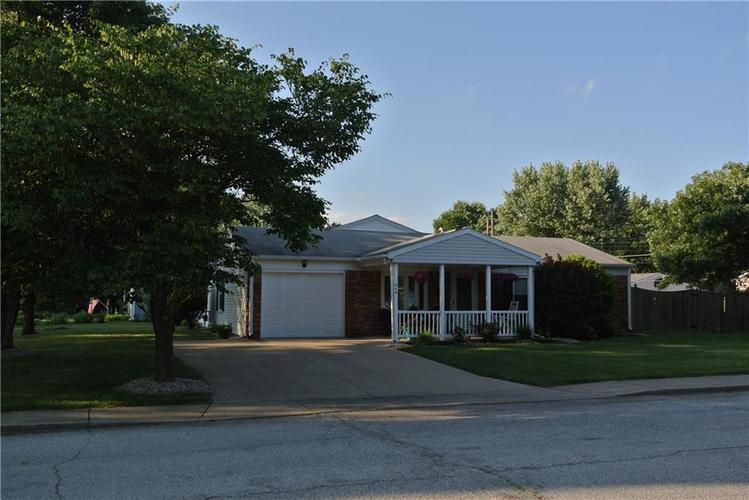516  Grandison Road Greenfield, IN 46140 | MLS 21655758