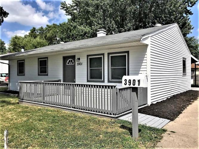 3901 N Faculty Drive Indianapolis, IN 46254 | MLS 21655778