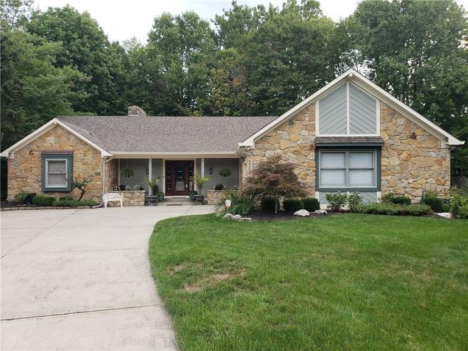 6531 GRANT WOOD Court Indianapolis, IN 46256 | MLS 21655787 | photo 1