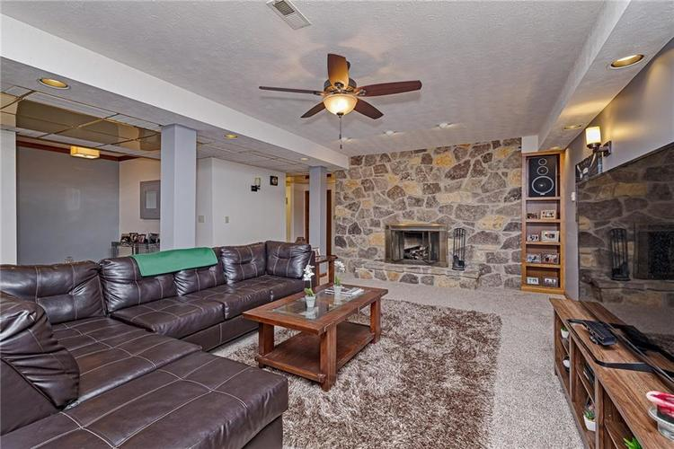 6531 GRANT WOOD Court Indianapolis, IN 46256 | MLS 21655787 | photo 20
