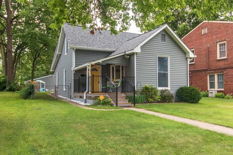 306 N Webster Avenue Indianapolis, IN 46219 | MLS 21655795 | photo 1