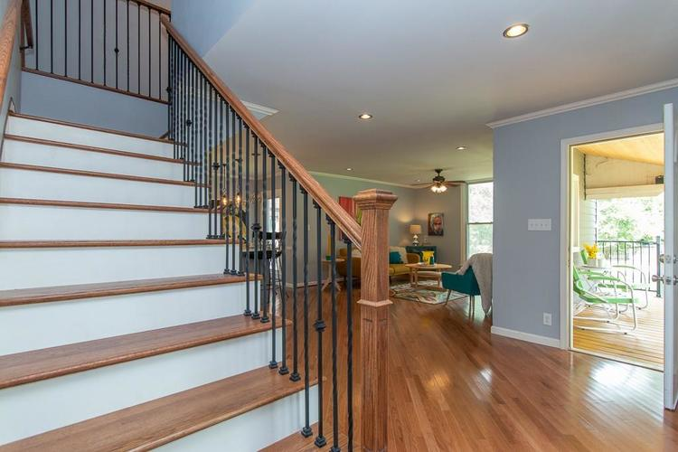 306 N Webster Avenue Indianapolis, IN 46219 | MLS 21655795 | photo 10