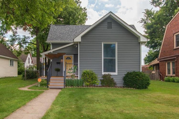 306 N Webster Avenue Indianapolis, IN 46219 | MLS 21655795 | photo 2