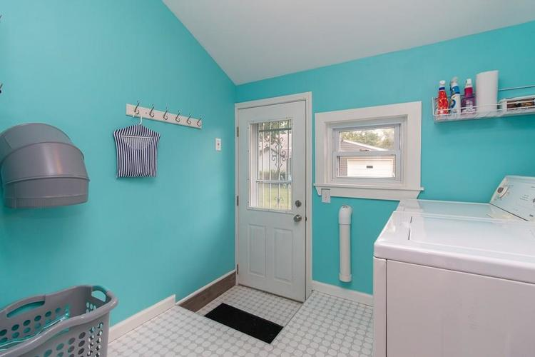 306 N Webster Avenue Indianapolis, IN 46219 | MLS 21655795 | photo 25