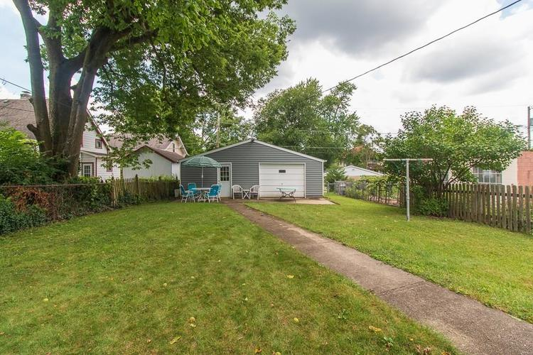 306 N Webster Avenue Indianapolis, IN 46219 | MLS 21655795 | photo 35