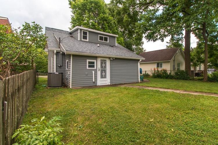 306 N Webster Avenue Indianapolis, IN 46219 | MLS 21655795 | photo 36