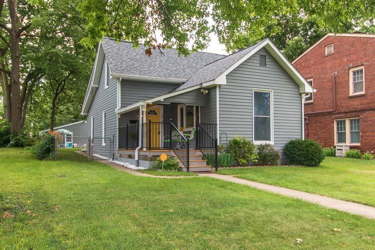 306 N Webster Avenue Indianapolis, IN 46219 | MLS 21655795 | photo 37