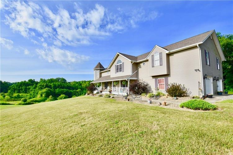 3016 S County Road 500 East  Greencastle, IN 46135 | MLS 21655855