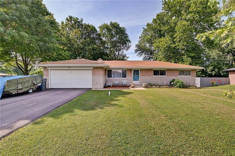 6519 E McDougal Street Indianapolis, IN 46203 | MLS 21655865