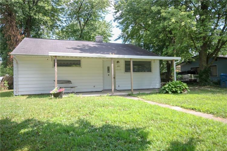 3027 Mooresville Road Indianapolis, IN 46221 | MLS 21655870 | photo 16