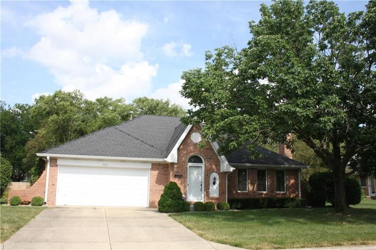 1321  Holiday LN E  Brownsburg, IN 46112 | MLS 21655872