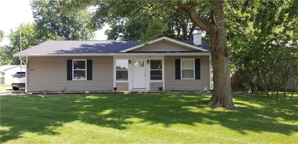 458 Parkview Drive New Whiteland, IN 46184   MLS 21655879   photo 1