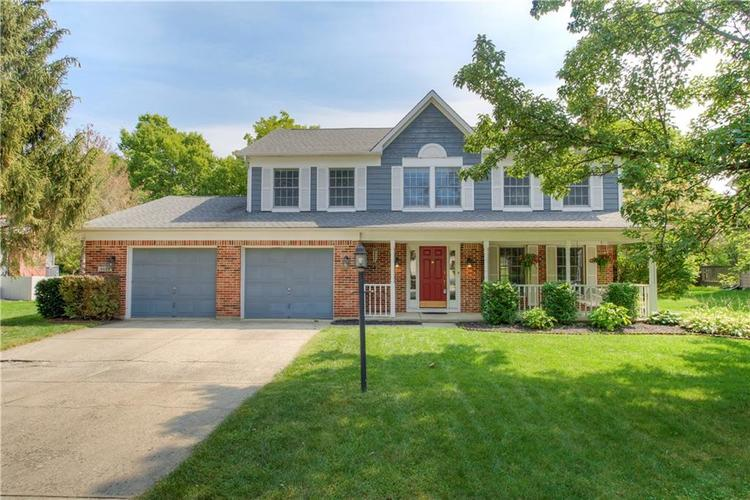 8527  Glen Scott Lane Indianapolis, IN 46236 | MLS 21655897