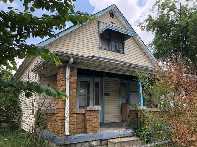 3122 E New York Street Indianapolis, IN 46201 | MLS 21655938