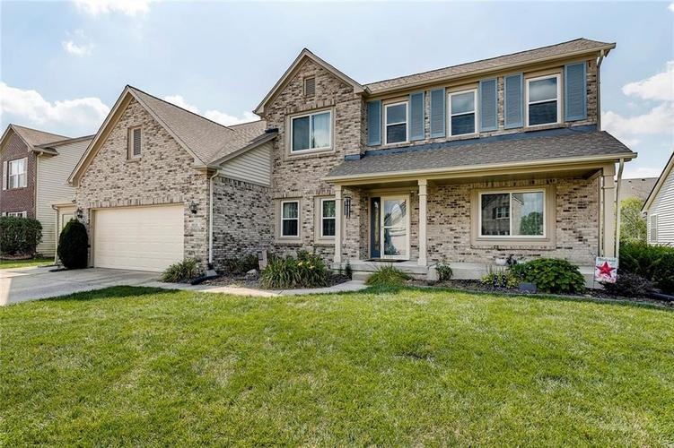 8028  Wish Court Indianapolis, IN 46268 | MLS 21655958