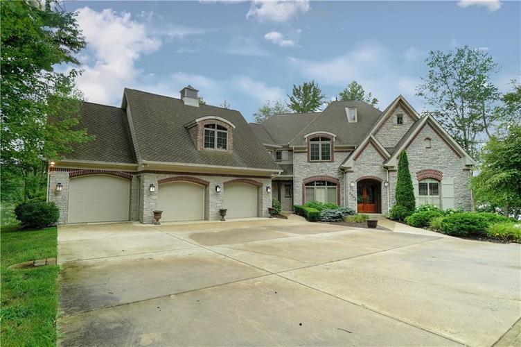 5865 W Carr Hill Road Columbus, IN 47201 | MLS 21656066 | photo 2
