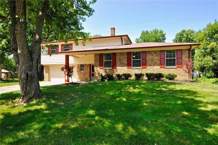 8049  Stafford Court Indianapolis, IN 46260 | MLS 21656092