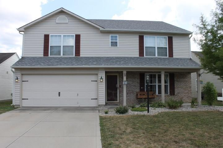 12215  Outside Trail Court Noblesville, IN 46060 | MLS 21656111