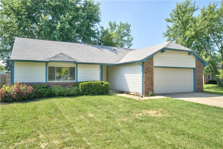 3188 N CHERRY LAKE Road Indianapolis, IN 46235 | MLS 21656134