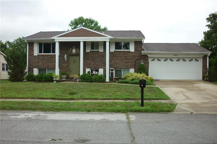 8615  Mosey Manor Indianapolis, IN 46231 | MLS 21656136