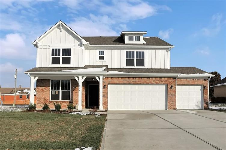 6074 E Arrival Parkway Camby, IN 46113 | MLS 21656139 | photo 1