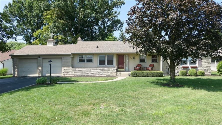 1444  Southview Drive Indianapolis, IN 46227 | MLS 21656145