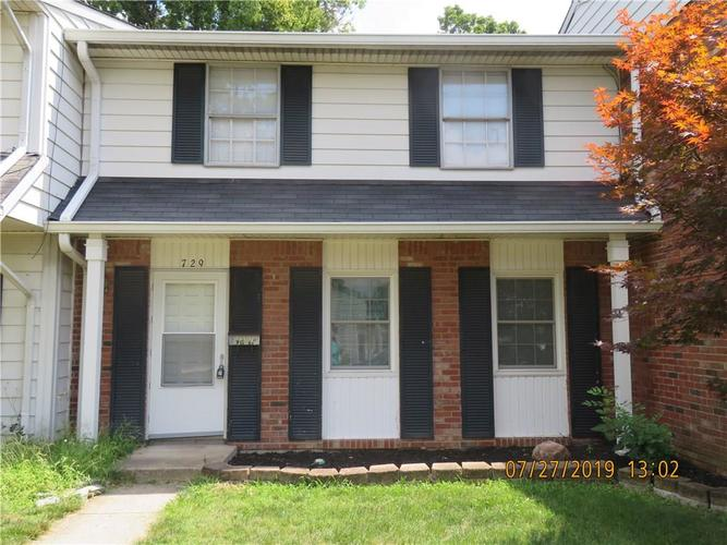 729  SOUTHFIELD Court Indianapolis, IN 46227 | MLS 21656203