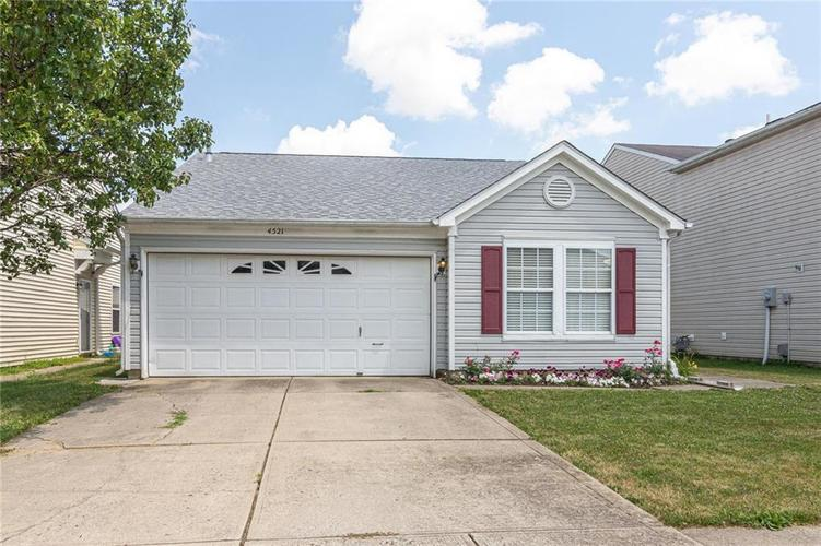 4521 CONNAUGHT EAST Drive Plainfield, IN 46168 | MLS 21656243 | photo 1