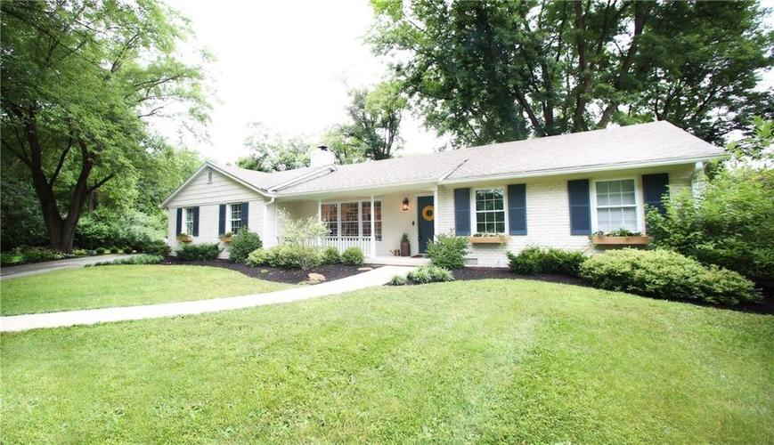 1880 E 80th Street Indianapolis, IN 46240 | MLS 21656246 | photo 2
