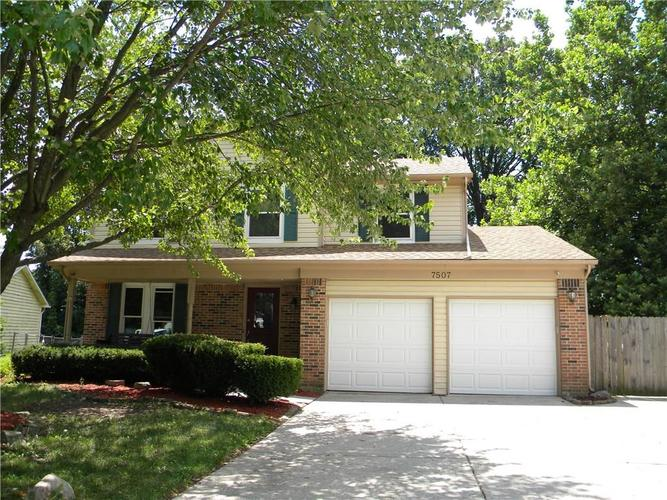 7507 ROGERS Drive Indianapolis IN 46214 | MLS 21656269 | photo 1