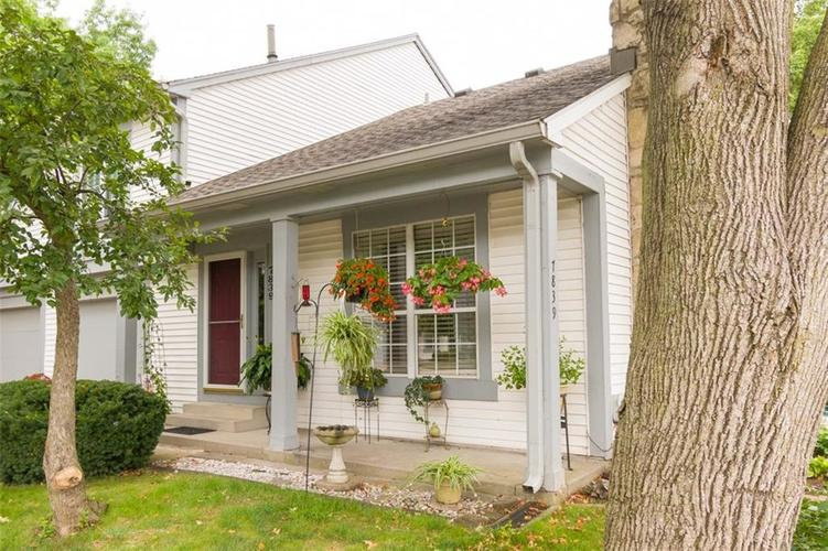 7839  Hunters Path Indianapolis, IN 46214 | MLS 21656272