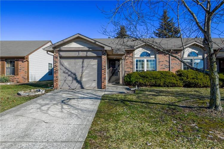 7106  Eagle Cove Drive Indianapolis, IN 46254 | MLS 21656290