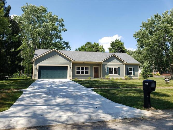 1218 W 81st Street Indianapolis, IN 46260 | MLS 21656293