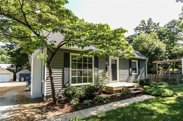 2706  MCLEAY Drive Indianapolis, IN 46220 | MLS 21656299