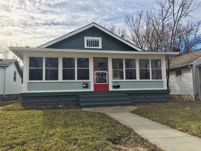 3539 Robson Street Indianapolis, IN 46201 | MLS 21656334 | photo 1