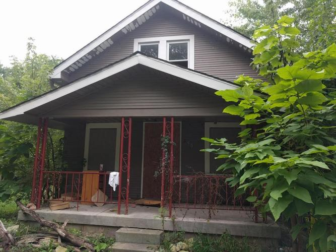 2509 E 16th Street Indianapolis, IN 46201 | MLS 21656346