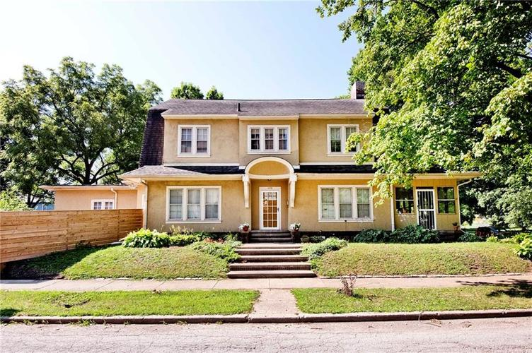 4175 N Central Avenue Indianapolis, IN 46205 | MLS 21656395