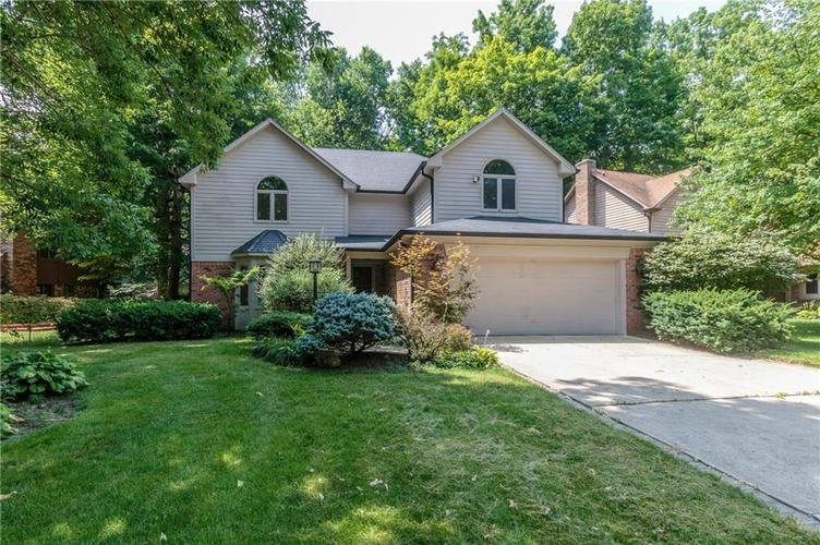 7491  FIELDSTONE Court Indianapolis, IN 46254 | MLS 21656398